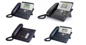 Alcatel-Lucent Teléfonos Digitales 4019, 4029, 4039, 4069