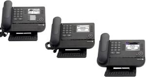 Alcatel-Lucent Teléfonos IP Premium Deskphones 8028, 8038, 8068