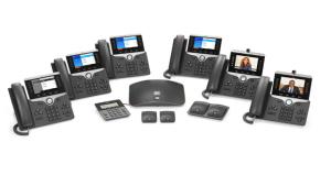 Cisco Teléfonos IP Phone 8800 Series