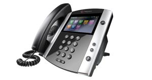 Microsoft Lync   Microsoft Skype for Business - Polycom Teléfono IP VVX 600